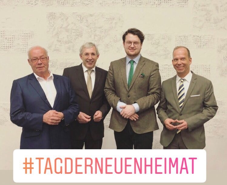 #TagderneuenHeimat Dietmar Schulmeister LmDR e. V. NRW