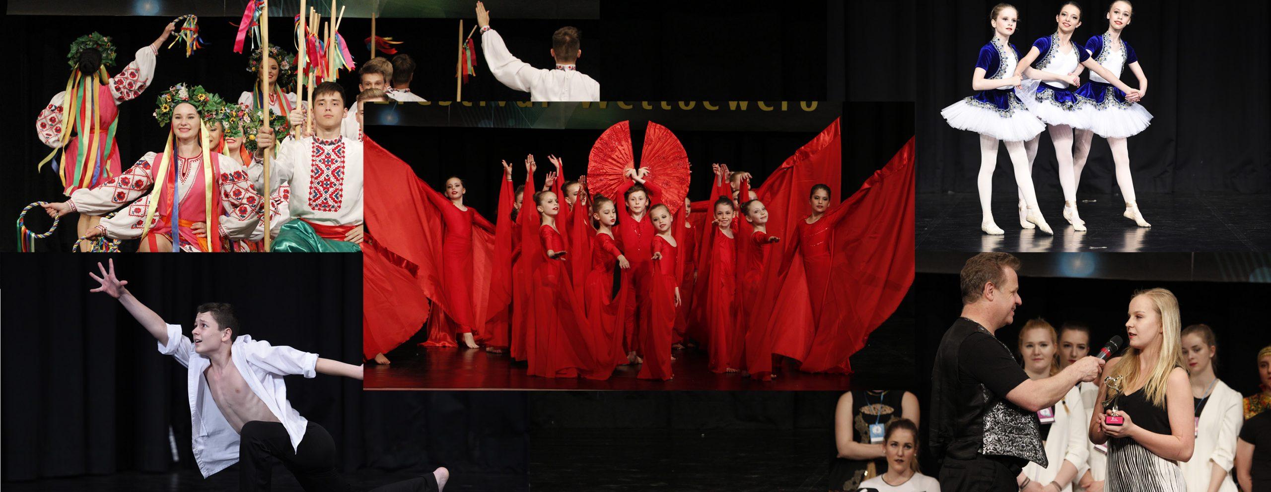 Eindrücke vom Tanzfestival Neue Welle 2018