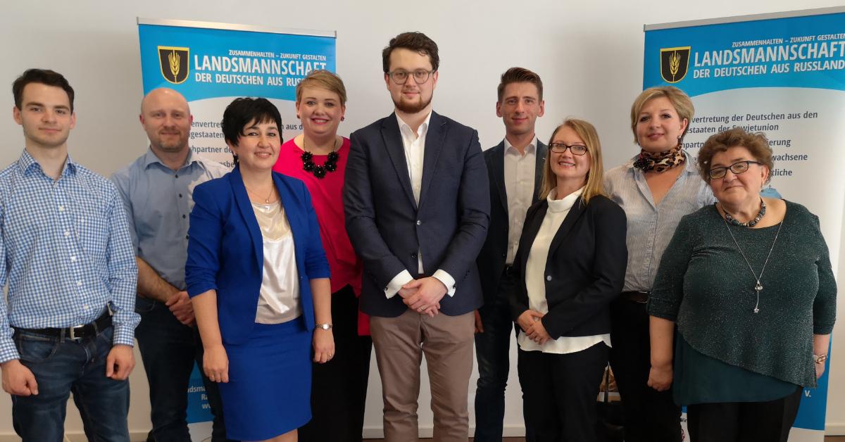 LmDR NRW Vorstand