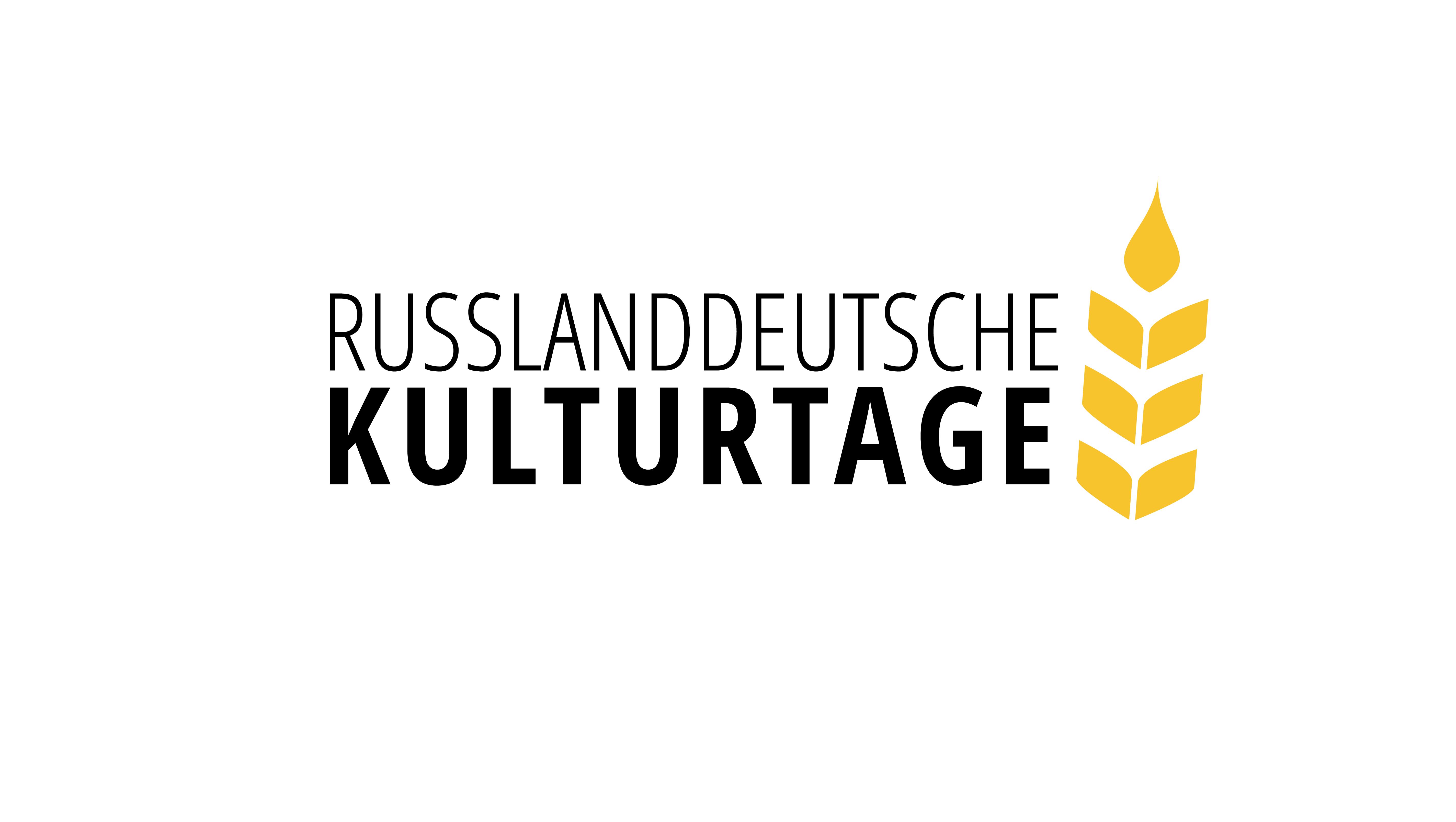 Russlanddeutsche Kulturtage LmDR NRW
